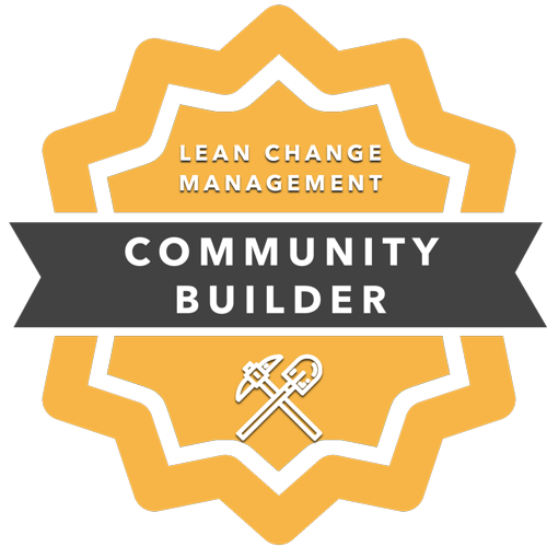 Lean Change Management Community Builder