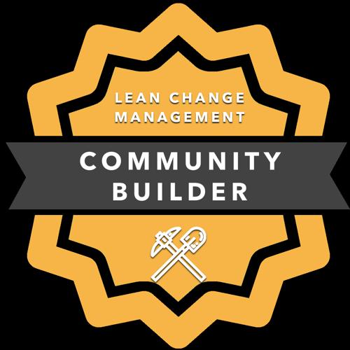 Lean Change Management Community Builder