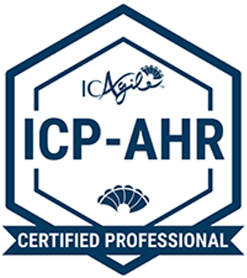 ICAgile Certified Professional - Agile Talent (ICP-AHR)