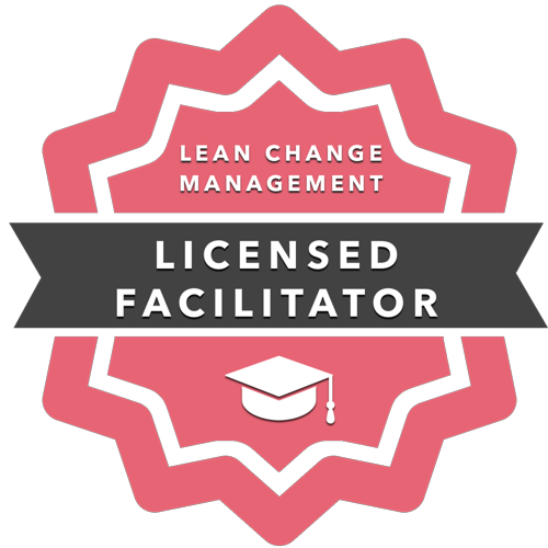 Lean Change Agent Facilitator