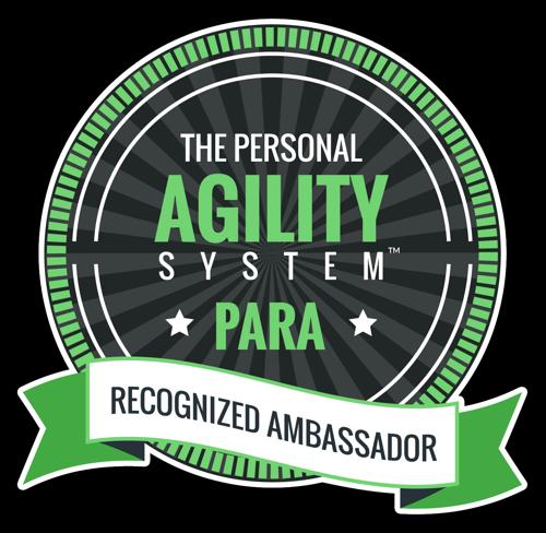 PARA Personal Agility Recognized Ambassador