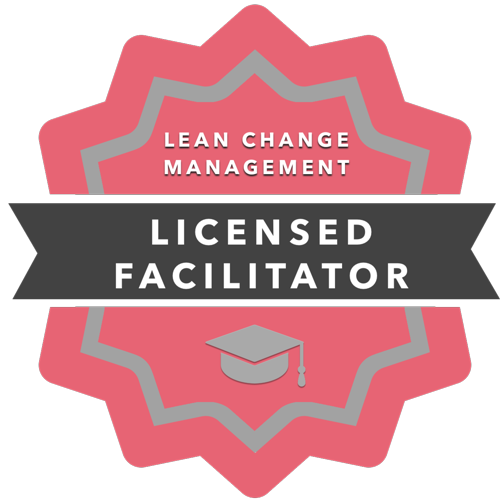 Lean Change Agent Facilitator Silver