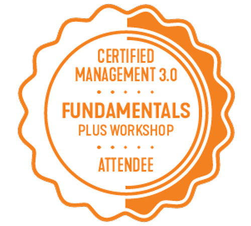 Certificate of Attendance Fundamentals Plus Workshop