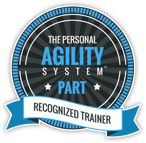 PART Personal Agility Recognized Trainer