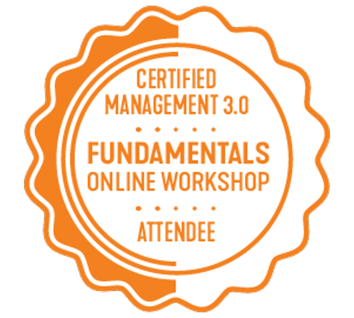 Certificate of Attendance Fundamentals Online Workshop
