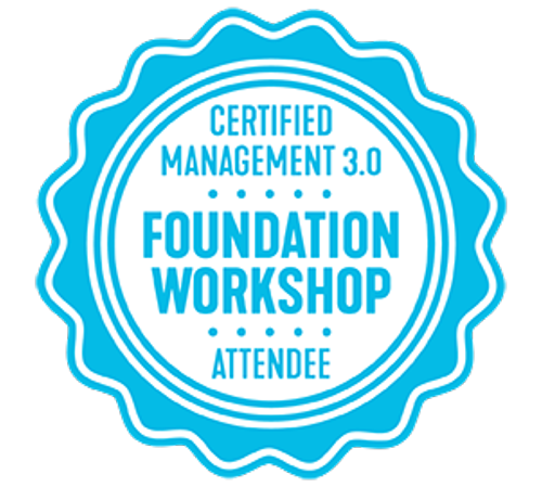 Certificate of Attendance Foundation Workshop
