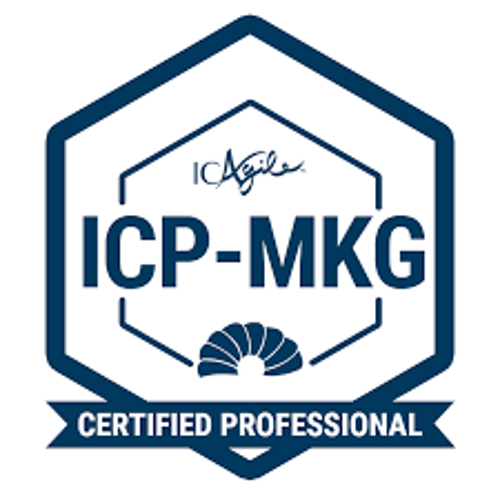 ICAgile Certified Professional – Agile Marketing