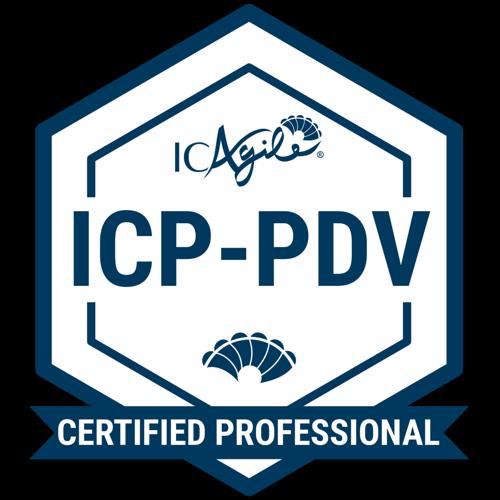 ICAgile Certified Professional - People Development (ICP-PDV)