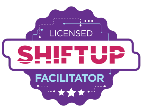 Shifup Facilitator Badge