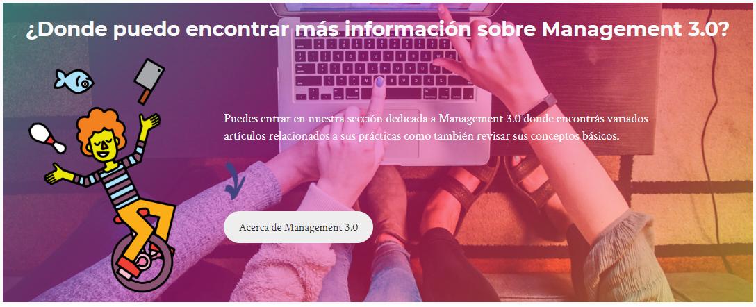 Acerca de Management 3.0