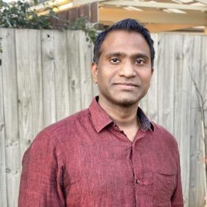 Sakthi Chandrasekar